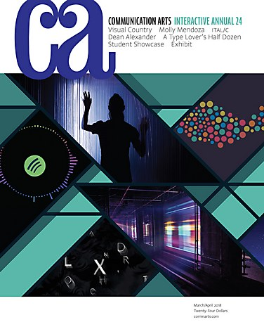 COMMUNICATION ARTS 421 (Interactive Annual 24)