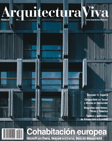 ARQUITECTURA VIVA 81: Cohabitation Europea
