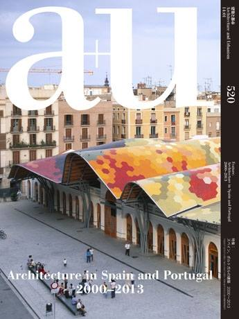 A+U 520: Architecture In Spain and Portugal 2000-2013