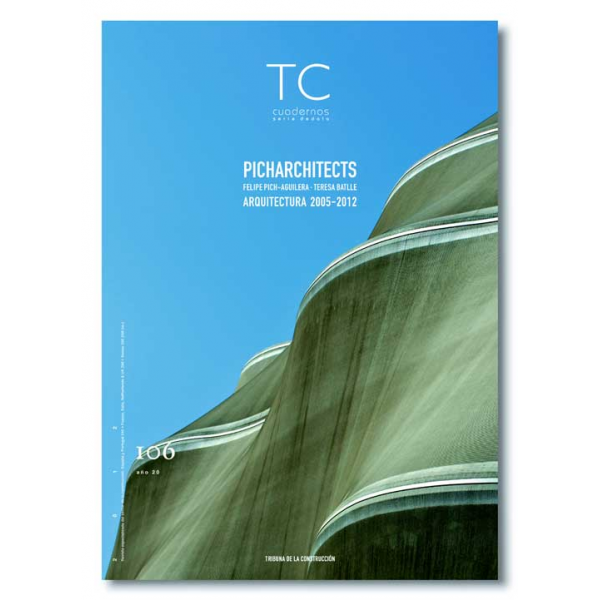 TC CUADERNOS 106: Picharchitects