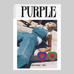 PURPLE #34: The Love Issue