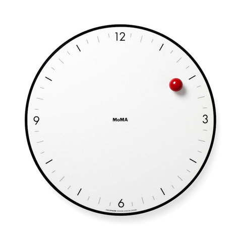 WALL CLOCK - TIMESPHERE