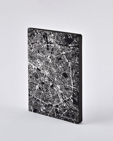 NOTEBOOK NIGHTFLIGHT: PARIS SILVER