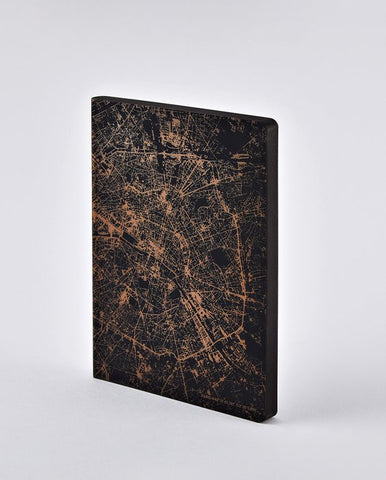 NOTEBOOK NIGHTFLIGHT: PARIS COPPER