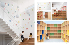 VISUAL IDENTITY FOR CHILDREN'S SPACES