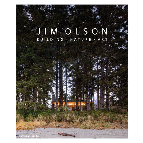 JIM OLSON. Building, Nature, Art