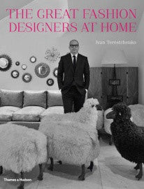 copertina di The Great Fashion Designers at Home