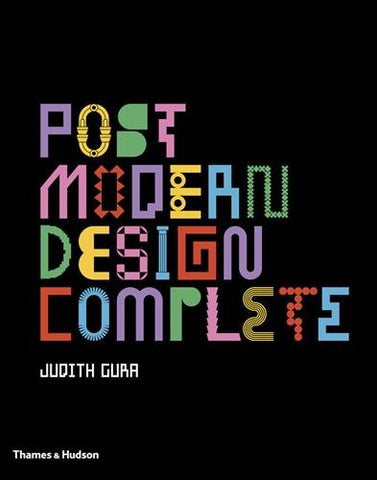POSTMODERN DESIGN COMPLETE. Design, Furniture, Graphics, Architecture, Interiors