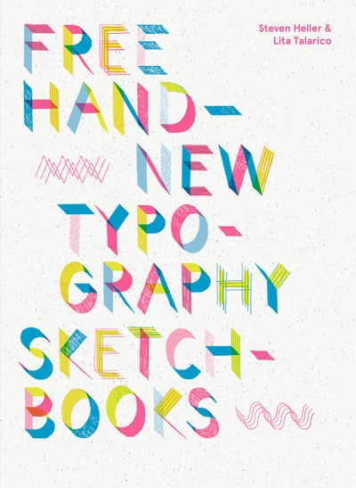 FREE HAND. New Typography Sketchbooks