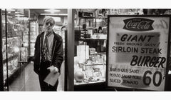 ANDY WARHOL ''GIANT'' SIZE