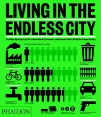 copertina di Living in the Endless City