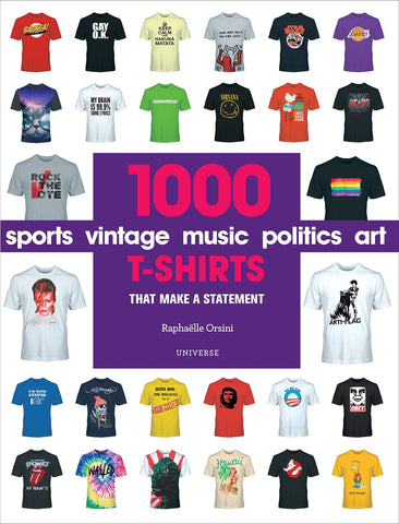 1000 T-SHIRTS. That Make a Statement