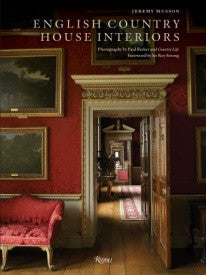 copertina di English Country House Interiors