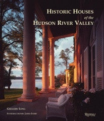 copertina di Historic Houses of the Hudson River Valley