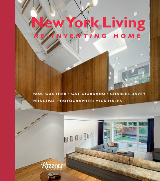 NEW YORK LIVING. Re-Inventing Home