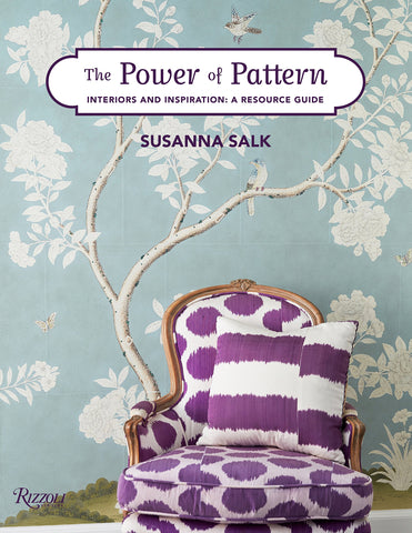 THE POWER OF PATTERN. Interiors and Inspiration: A Resource Guide