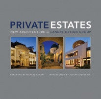 copertina di Private Estates