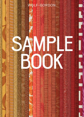 WOLF-GORDON. Sample Book - 50 Years of Interior Finishes