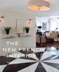 copertina di The New French Interiors