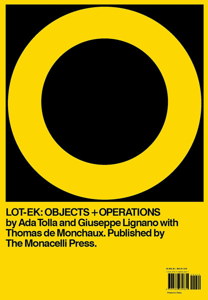 LOT-EK. Objects + Operations