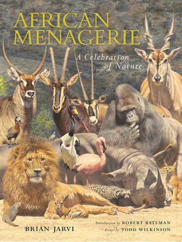 AFRICAN MENAGERIE. A Celebration of Nature