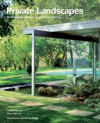 copertina di Private Landscapes