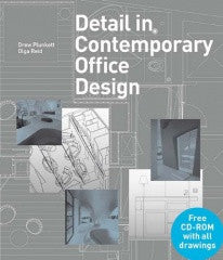 copertina di Detail in Contemporary Office Design
