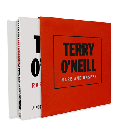 TERRY O'NEILL. Rare and Unseen (Limited Edition)