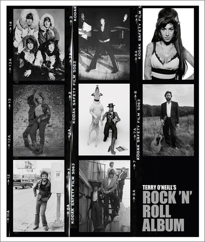 TERRY O'NEILL'S ROCK 'N' ROLL ALBUM (Deluxe Edition)