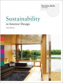 copertina di Sustainability in Interior Design