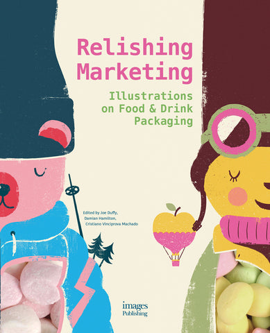 RELISHING MARKETING. Illustrations of Food & Drink Packaging
