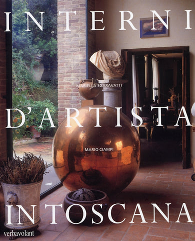 INTERNI D'ARTISTA IN TOSCANA