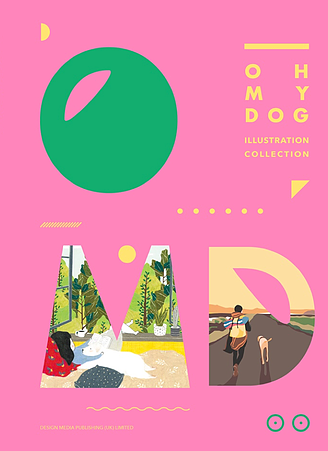 OH MY DOG. Illustration Collection