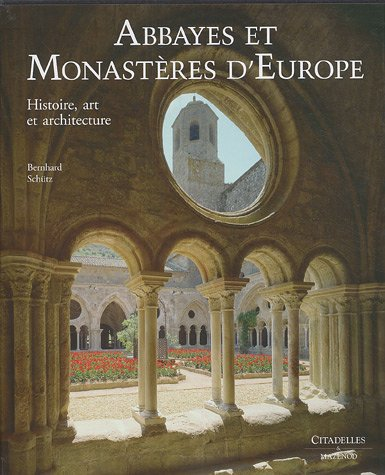 ABBAYES ET MONASTERES D'EUROPE