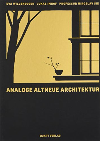 ANALOGE ATLNEUE ARCHITEKTUR