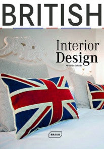 copertina di British Interior Design