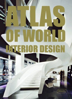 copertina di Atlas of World Interior Design