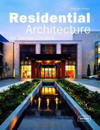 copertina di Residential Architecture for Senior Citizens