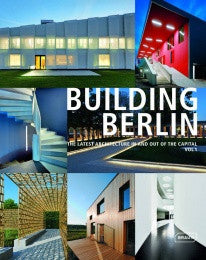 copertina di BUILDING BERLIN (Vol.1)