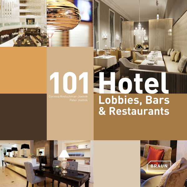 101 HOTEL. Lobbies, Bars & Restaurants