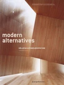 copertina di Modern Alternatives
