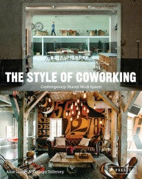 copertina di The Style of Coworking