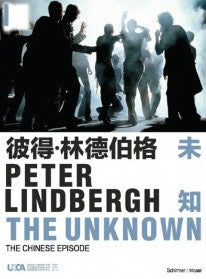 copertina di Peter Lindberg - the Unknown