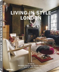 copertina di Living in Style: London