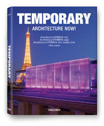 copertina di Temporary Architecture Now!