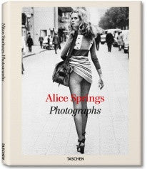 copertina di Alice Springs Photographs