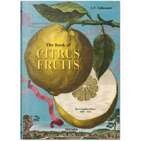 J. C. VOLKAMER. THE BOOK OF CITRUS FRUITS