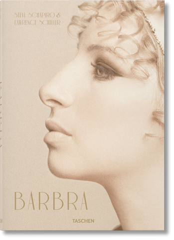BARBRA STREISAND. By Steve Schapiro & Lawrence Schiller (Trade Edition)