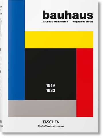 BAUHAUS-BU (Updated Edition)