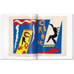 HENRI MATISSE. CUT OUTS: Drawing with Scissors (2 Voll.)